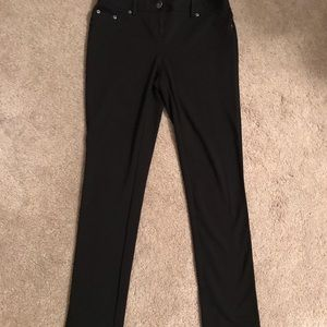 The perfect little black work pants!